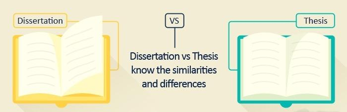 Dissertation vs Thesis: Revealing the Mystery